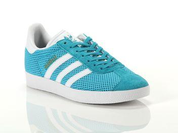adidas gazelle bleue