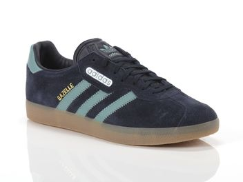 Adidas Gazelle Super bleue big