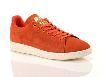 timeless design cacc2 db389 adidas stan smith orange