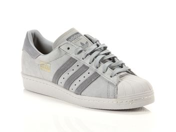 Adidas Superstar 80s grise big