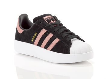 Adidas Superstar Bold W noire big