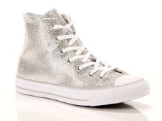 Basket montante Converse Chuck Taylor All Star High Leather Metallic