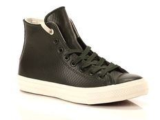 Basket montante Converse Chuck Taylor All Star II High Leather Backed Mesh Black