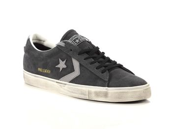 converse pro leather vulc ox suede