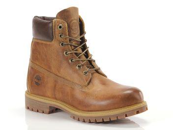 24595020a18 Timberland Waterproof Boot 6-Inch Premium Marron Homme 27094